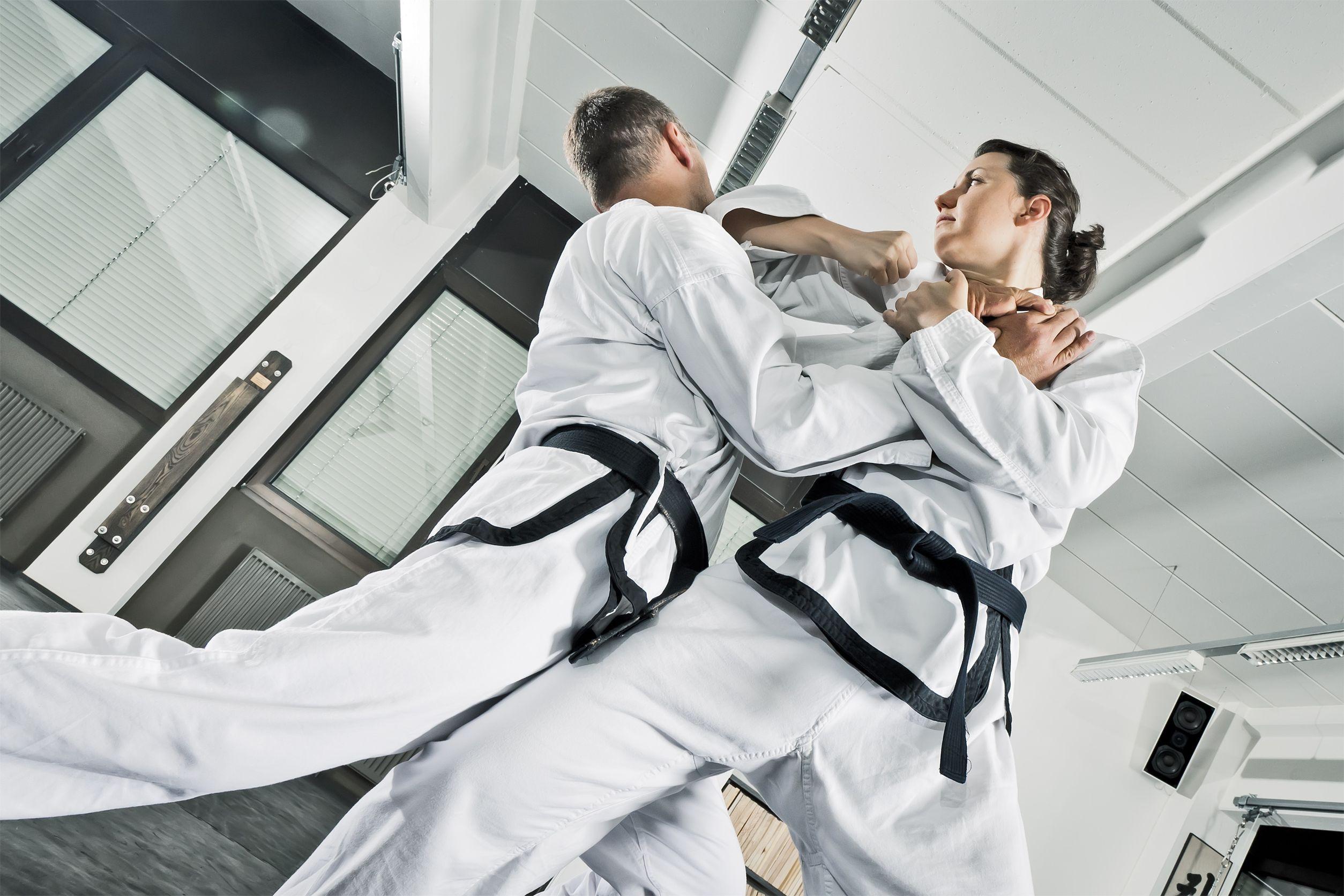 Recomendaciones de defensa personal para reaccionar ante un acoso