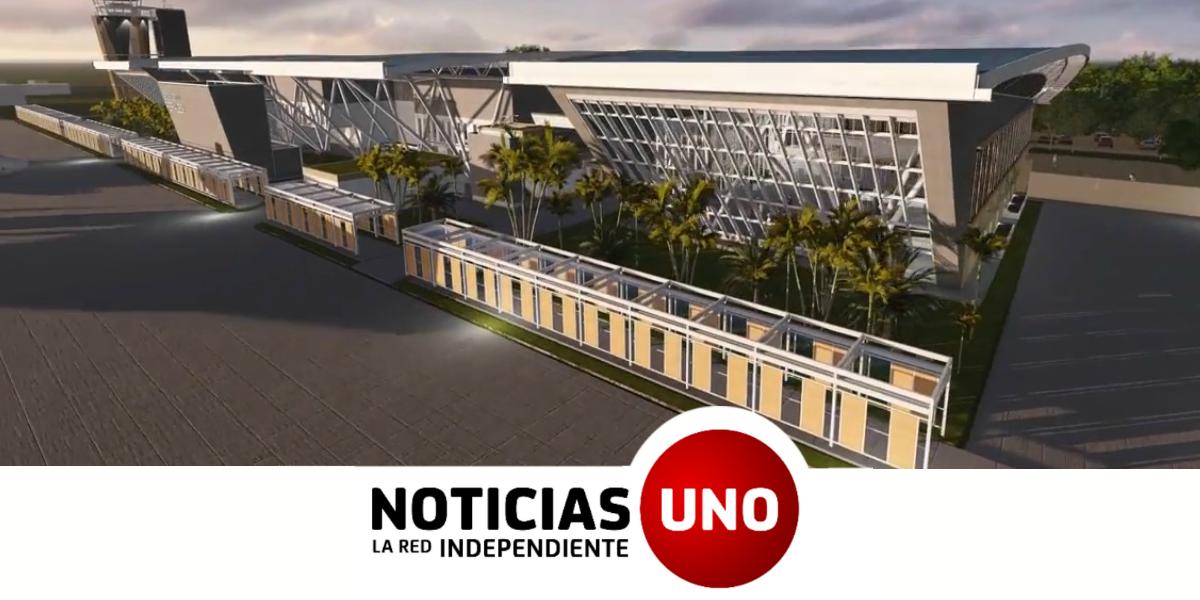 Así será el nuevo aeropuerto de Ibagué