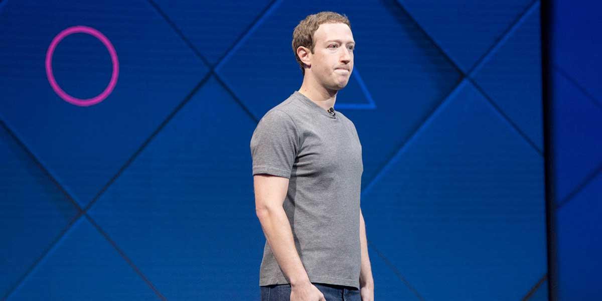 'Mark Zuckerberg presentó a su segunda hija'