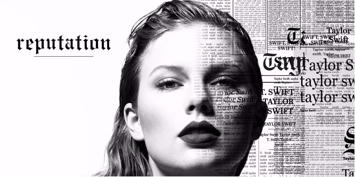 Está será la carátula del nuevo álbum de Taylor Swift - Foto AP.