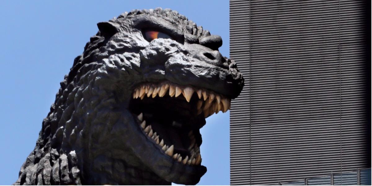 Ciudad de México será escenario de alguna escenas de Godzilla - Foto: AP.