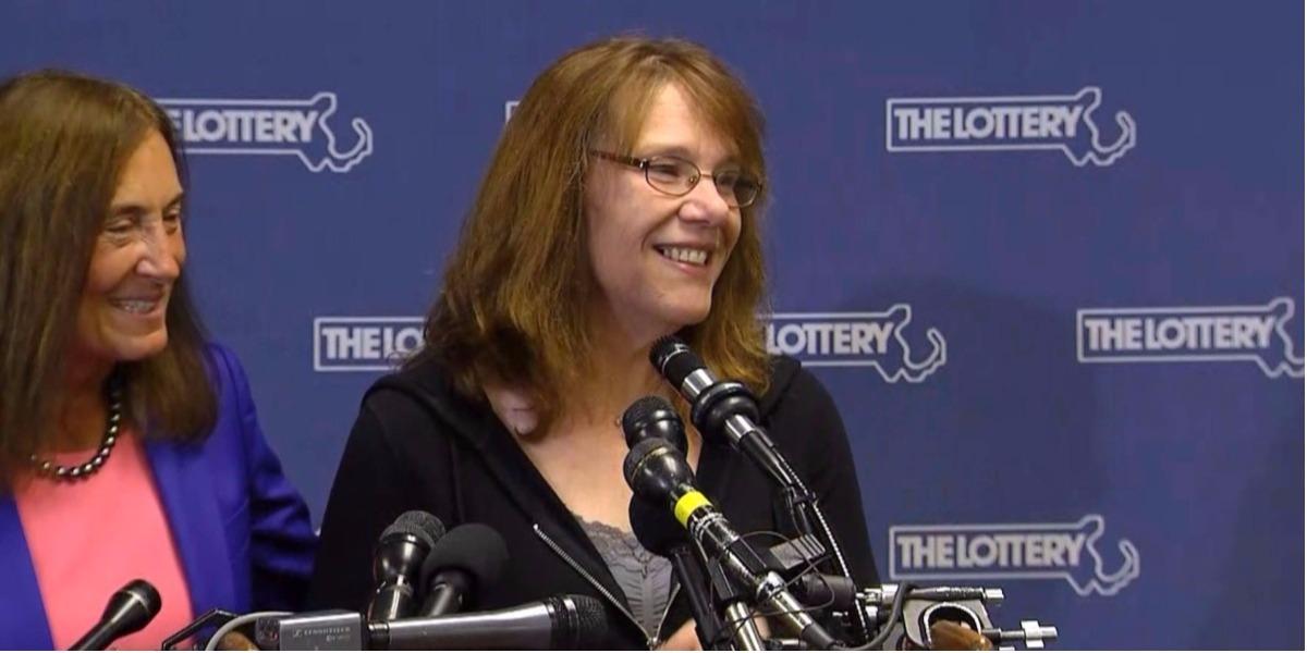 Mavis Wanczyk fue la ganadora de la lotería - Foto: tomada y por cortesía de nbcnews.com