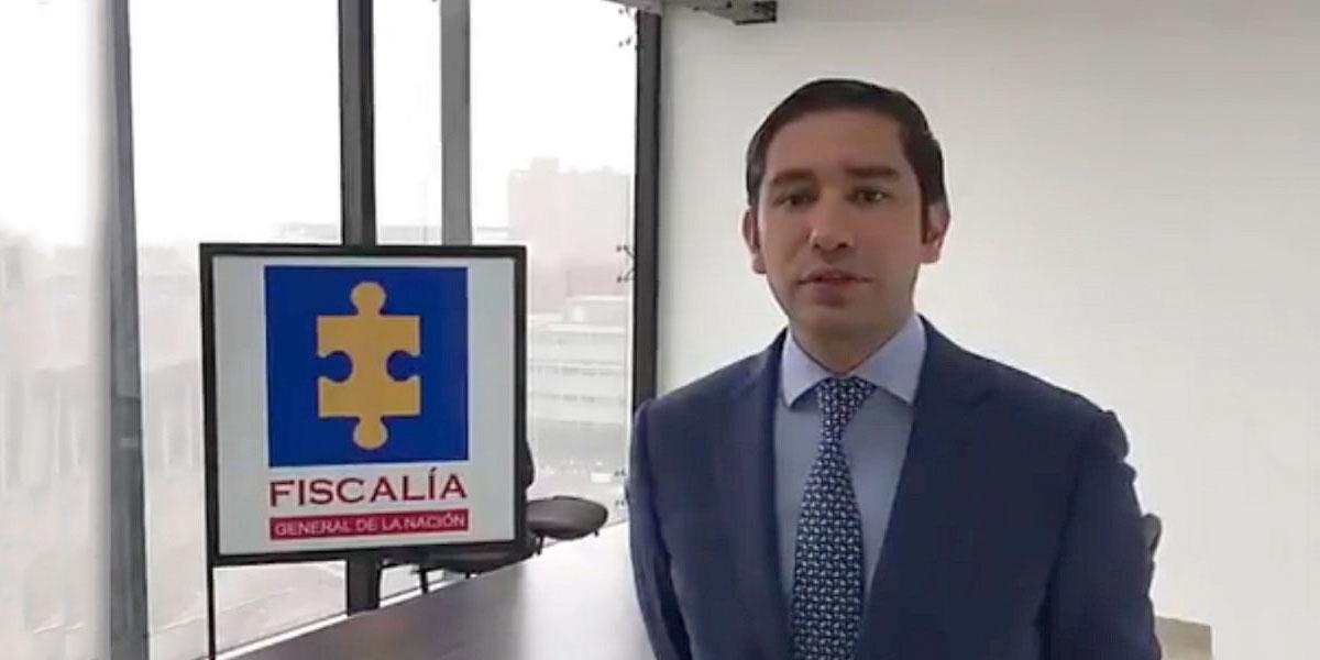 Magistrado auxiliar de Corte Suprema niega nexos con exfiscal Moreno
