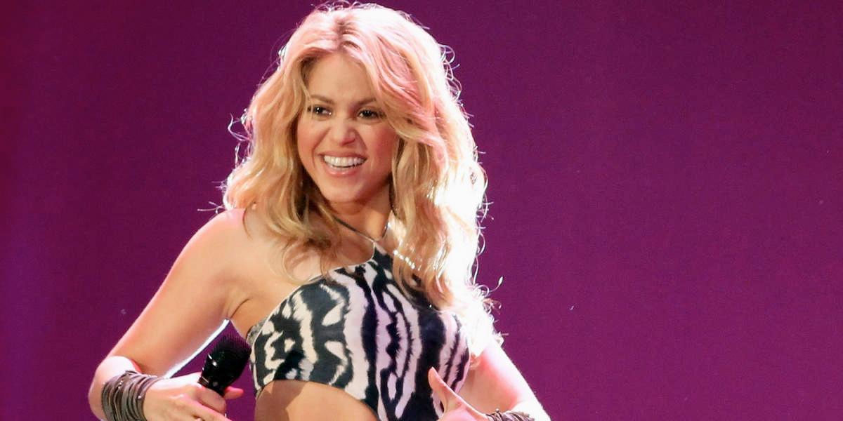 Conozca las canciones que cantará Shakira en su gira mundial