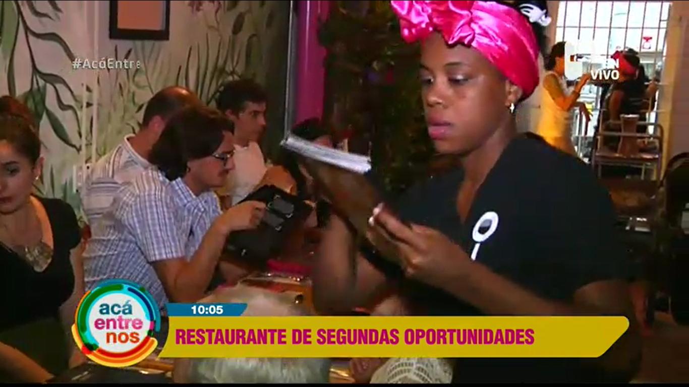 La deliciosa gastronomía en una cárcel de mujeres en Cartagena