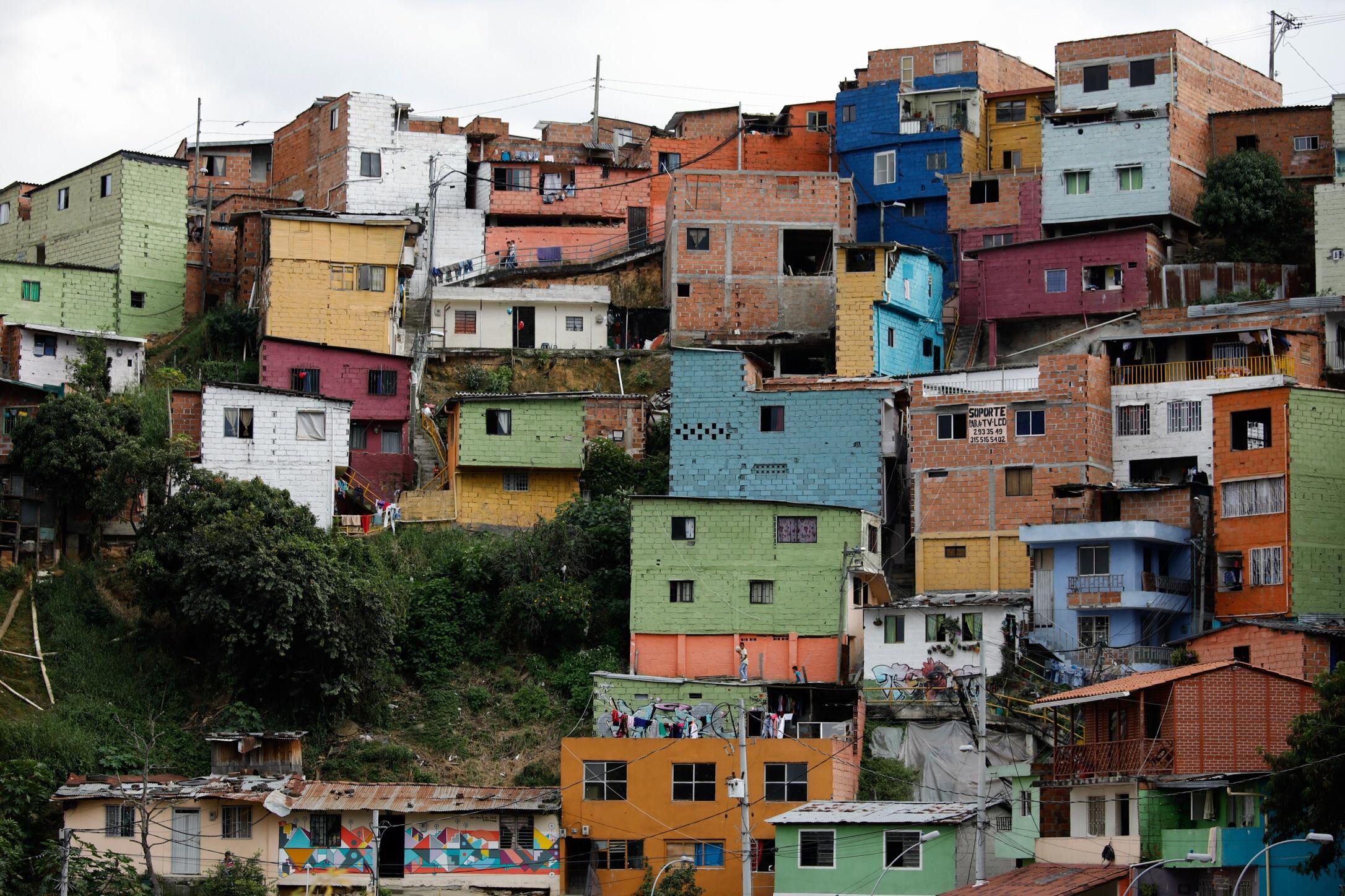 La Comuna 13 de Medellín es ahora un destino turístico