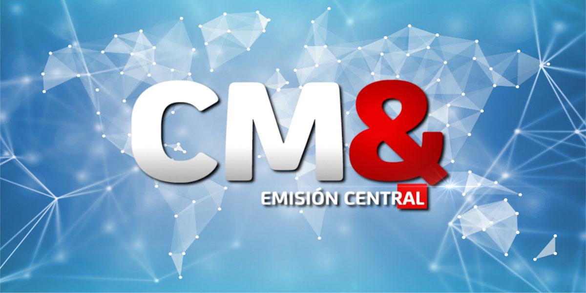 CM& Emisión Central, 30 de Julio de 2018