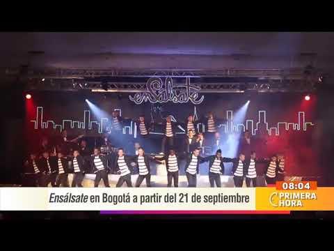 Un nuevo show de 'Ensalsate' llega a Bogotá
