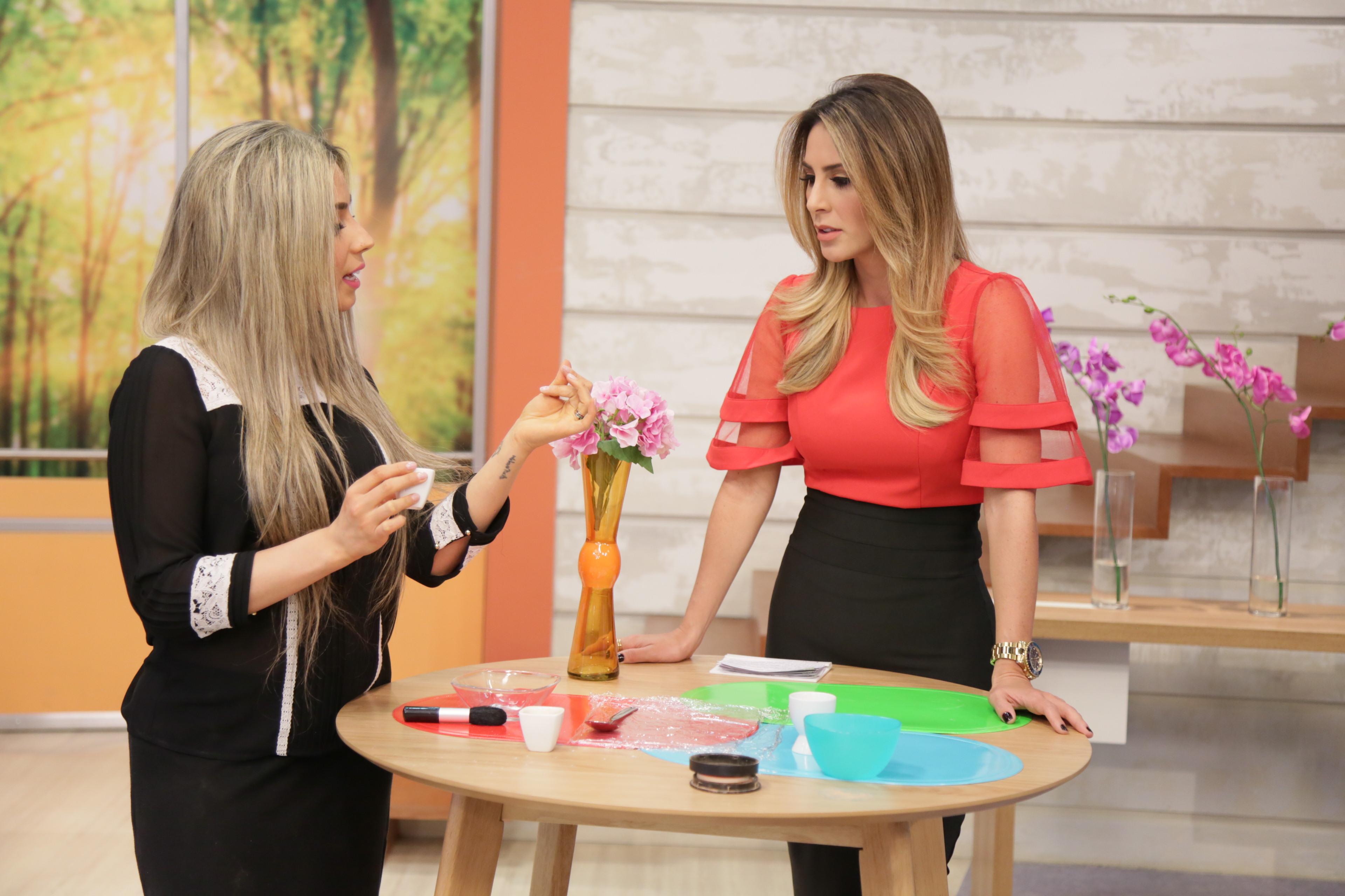 Carolina Soto y sus tips para lucir un maquillaje natural