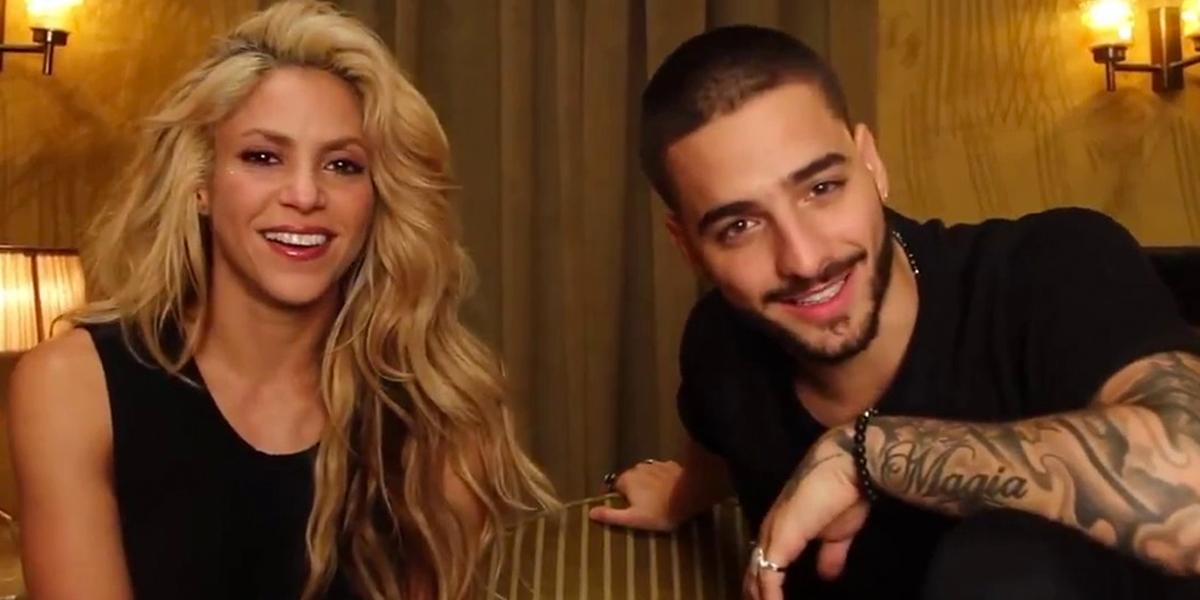 Shakira y Maluma, los más nominados en los Latin American Music Awards