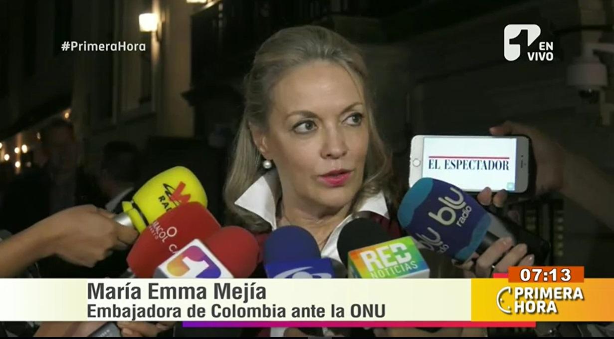 Presidente Santos expondrá en la ONU los avances con el ELN