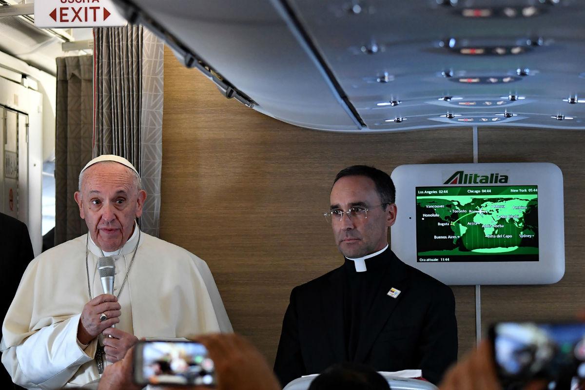 Los datos que debe saber sí o sí de la visita del Papa
