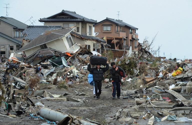 Top 5 de los terremotos más intensos en la historia