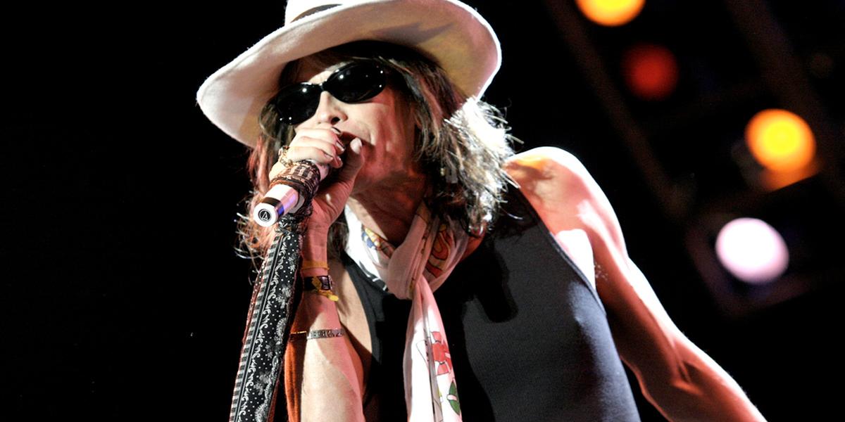 Aerosmith cancela cuatro conciertos por salud de Steven Tyler