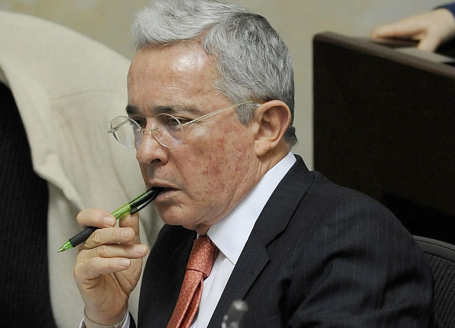La respuesta de Uribe
