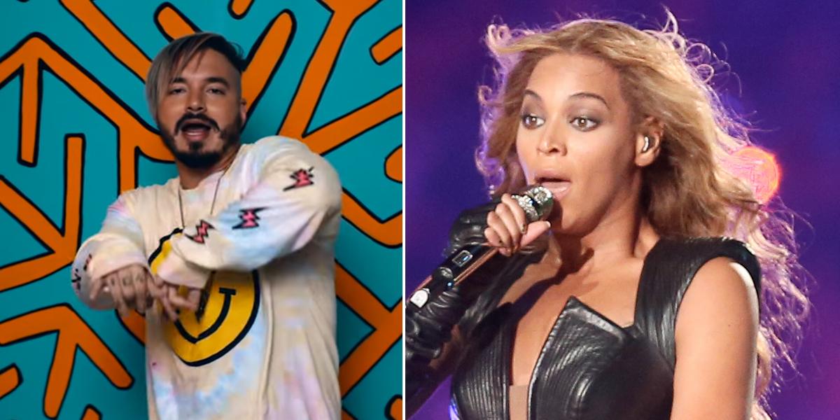 Beyoncé canta en español en el featuring de Mi Gente con J Balvin