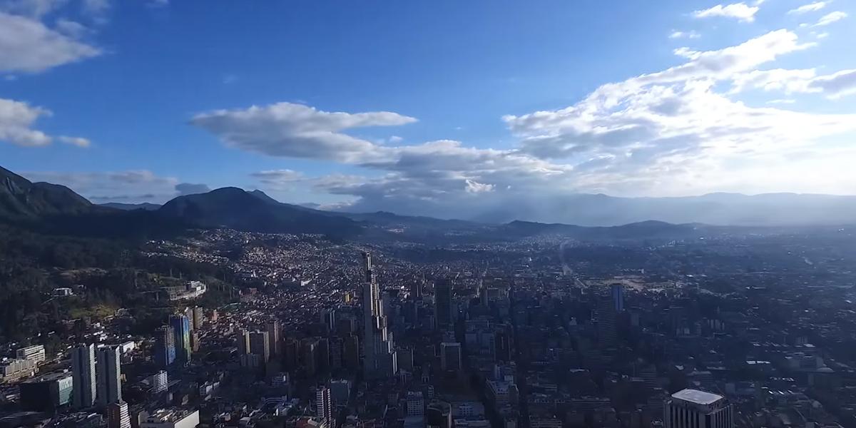 El barrio de Bogotá que ganó el premio al más limpio de América Latina
