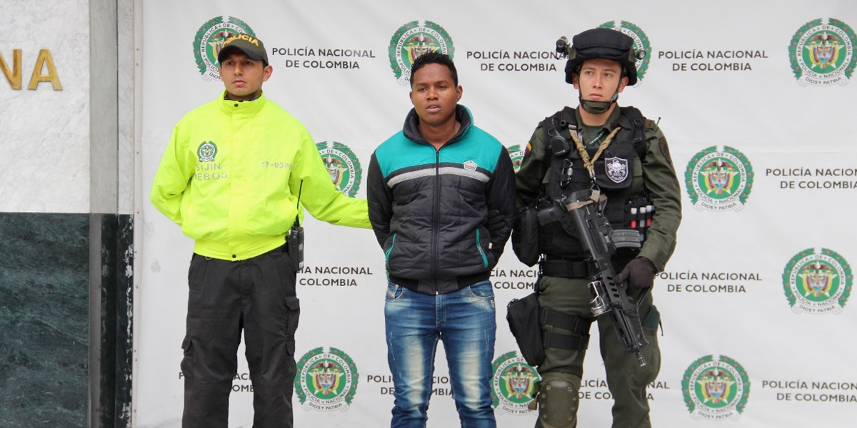 A prisión hombre que pretendía asaltar banco con carga explosiva en Plaza Imperial