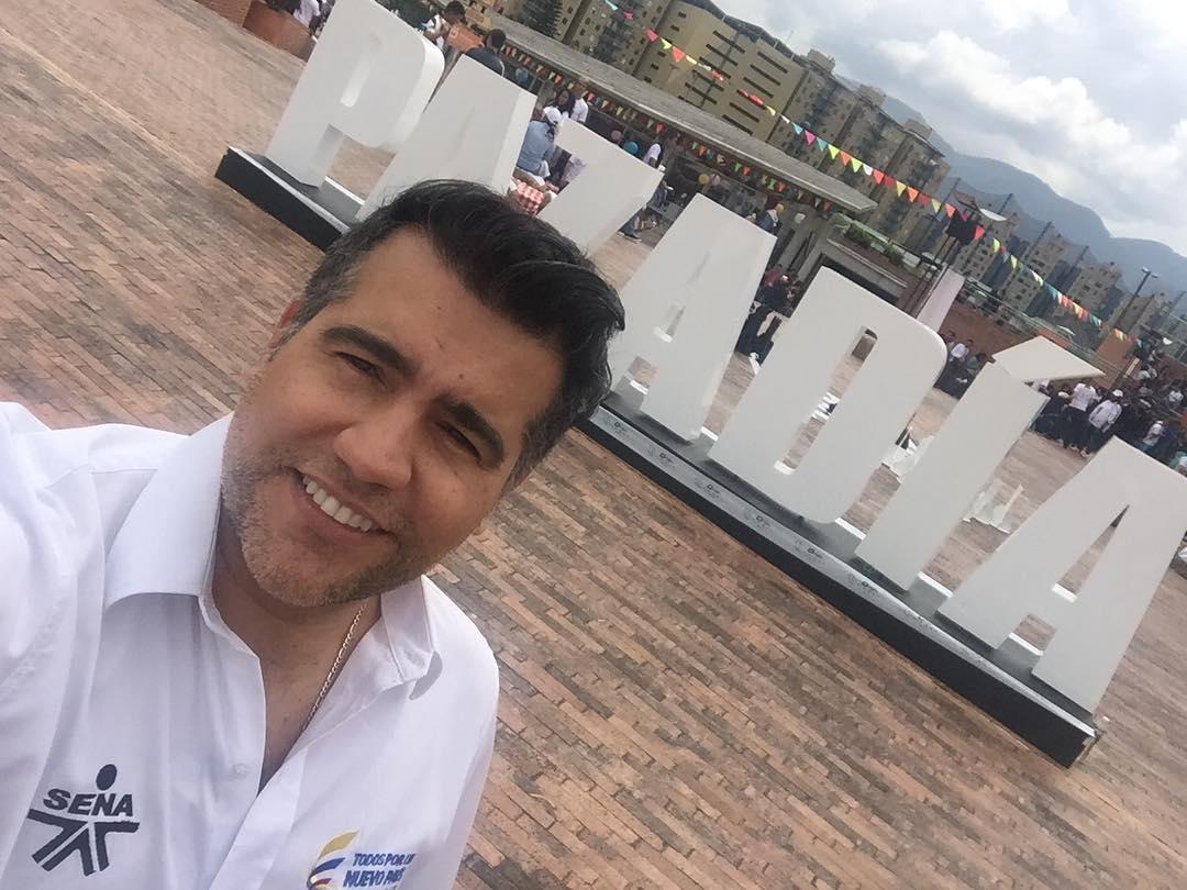 """""""Es un milagro"""", Carlos Calero habla de la mejoría de la salud de su hijo"""