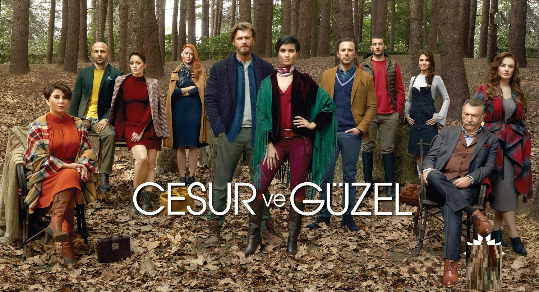 Cinco razones para no perderse Cesur Ve Güzel (Valiente y Hermosa)