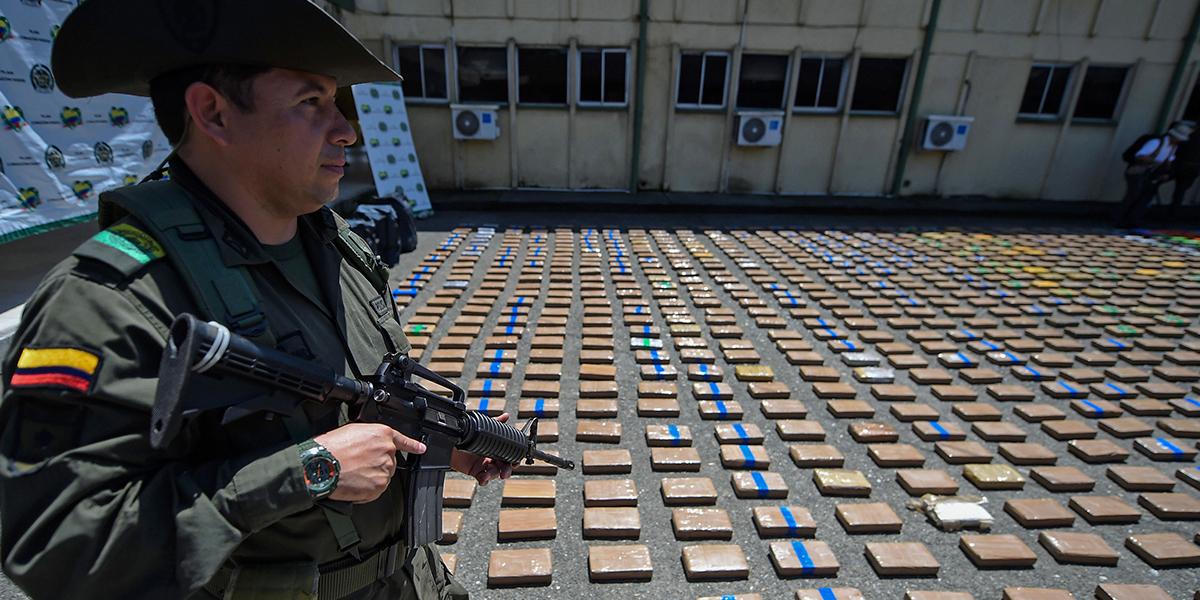 'Colombia ha demostrado compromiso con la superación del problema de las drogas': Gobierno