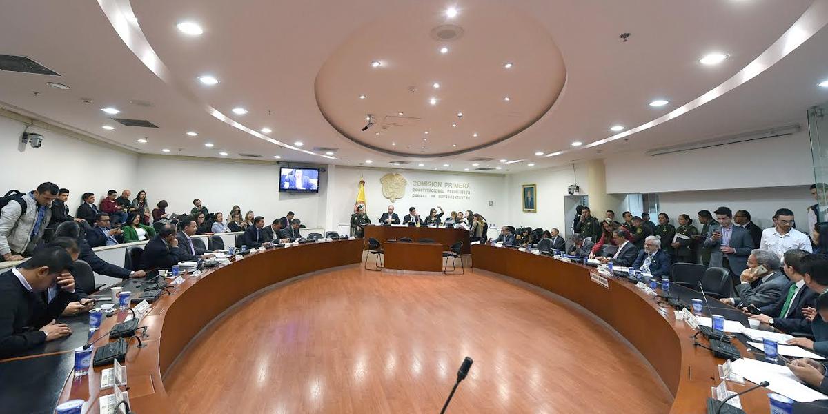 Aprobada reforma política en primer debate en la Cámara