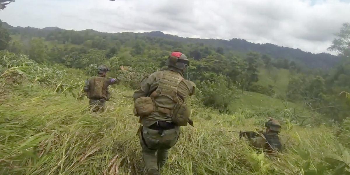 Un soldado muerto y cuatro más heridos deja enfrentamiento entre Ejército y ELN en Arauca