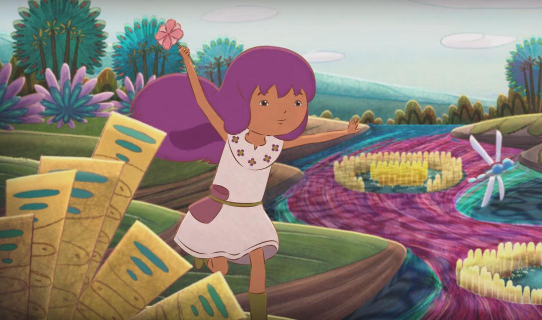 el libro de lila película colombiana
