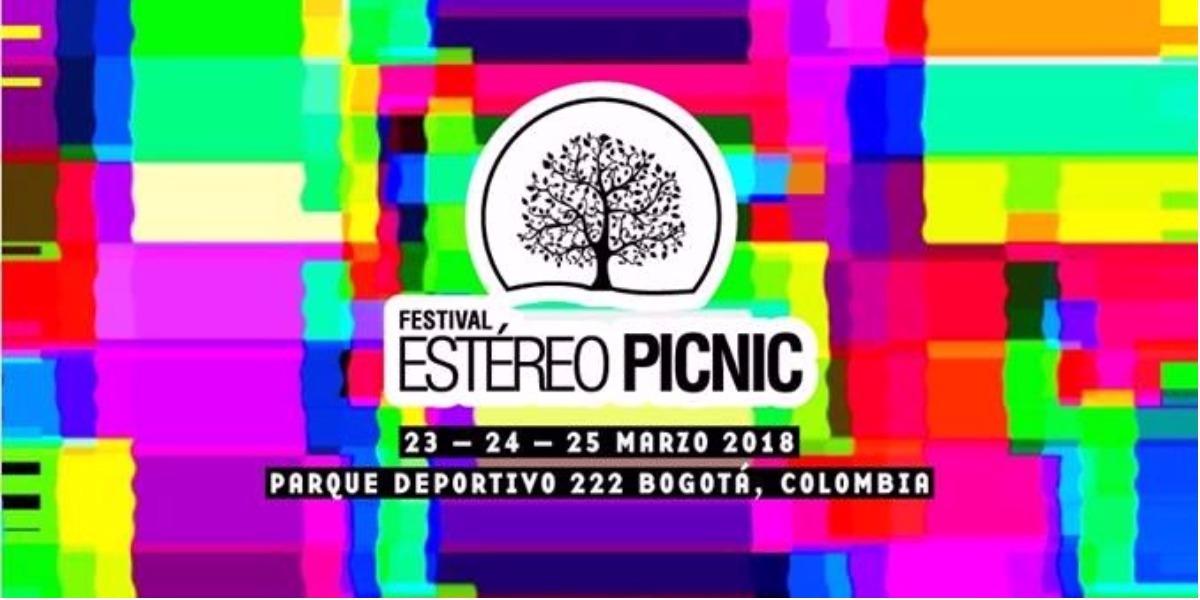 Festival Estéreo Picnic 2018.