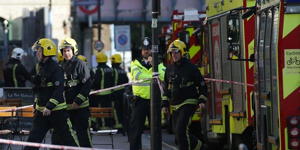 «Primera Hora» registró la fuerte explosión en el metro de Londrés