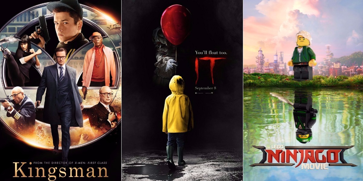 Las películas que debes ver en cine esta semana - Foto: Collage Canal1.com.co.