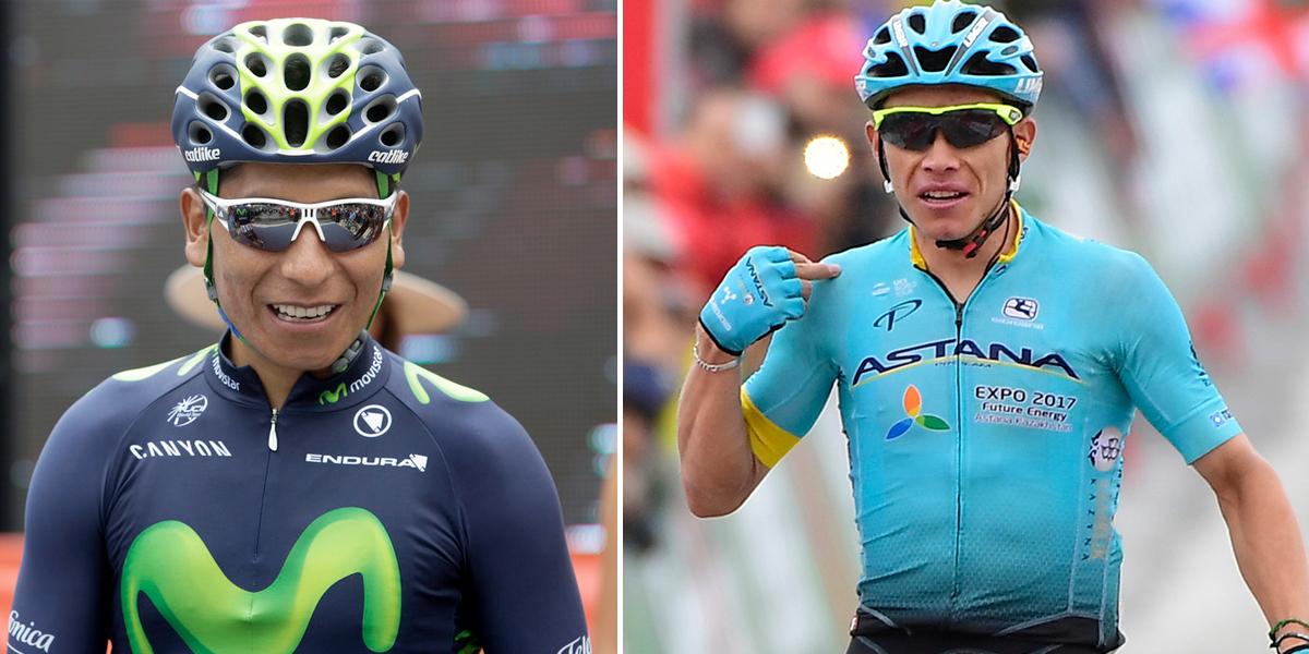 Quintana y López participarán en la Milán-Turín