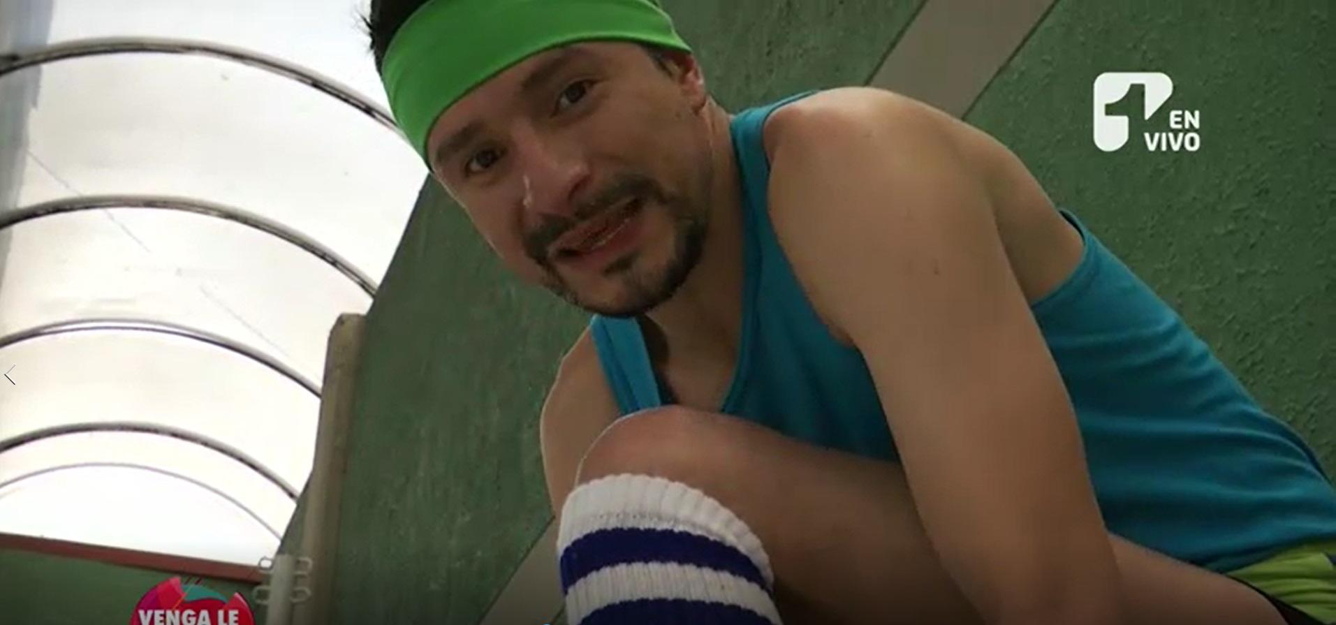 Así le fue a Santiago Rendón con el patinaje artístico