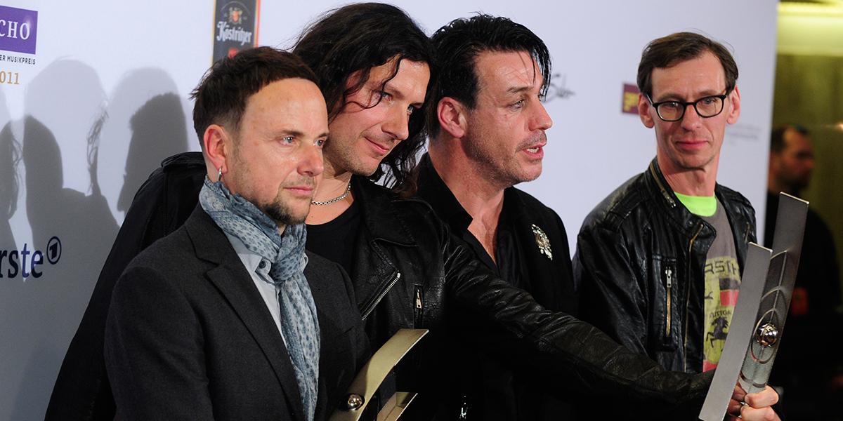 Rammstein desmiente 'álbum de despedida' o 'última gira'