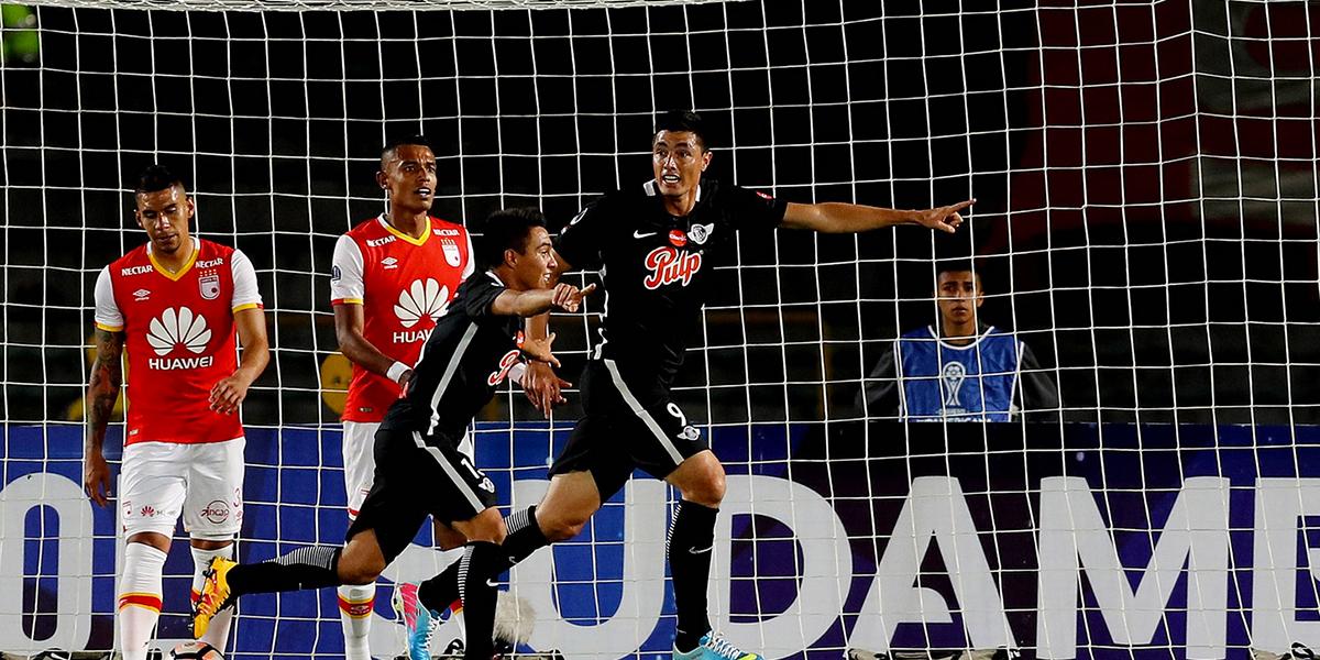 Decepcionante eliminación de Santa Fe en Sudamericana