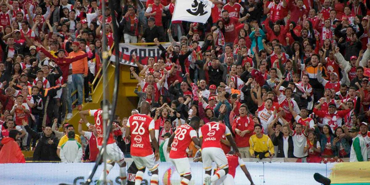 Santa Fe, por su tercera clasificación a cuartos de final de Sudamericana