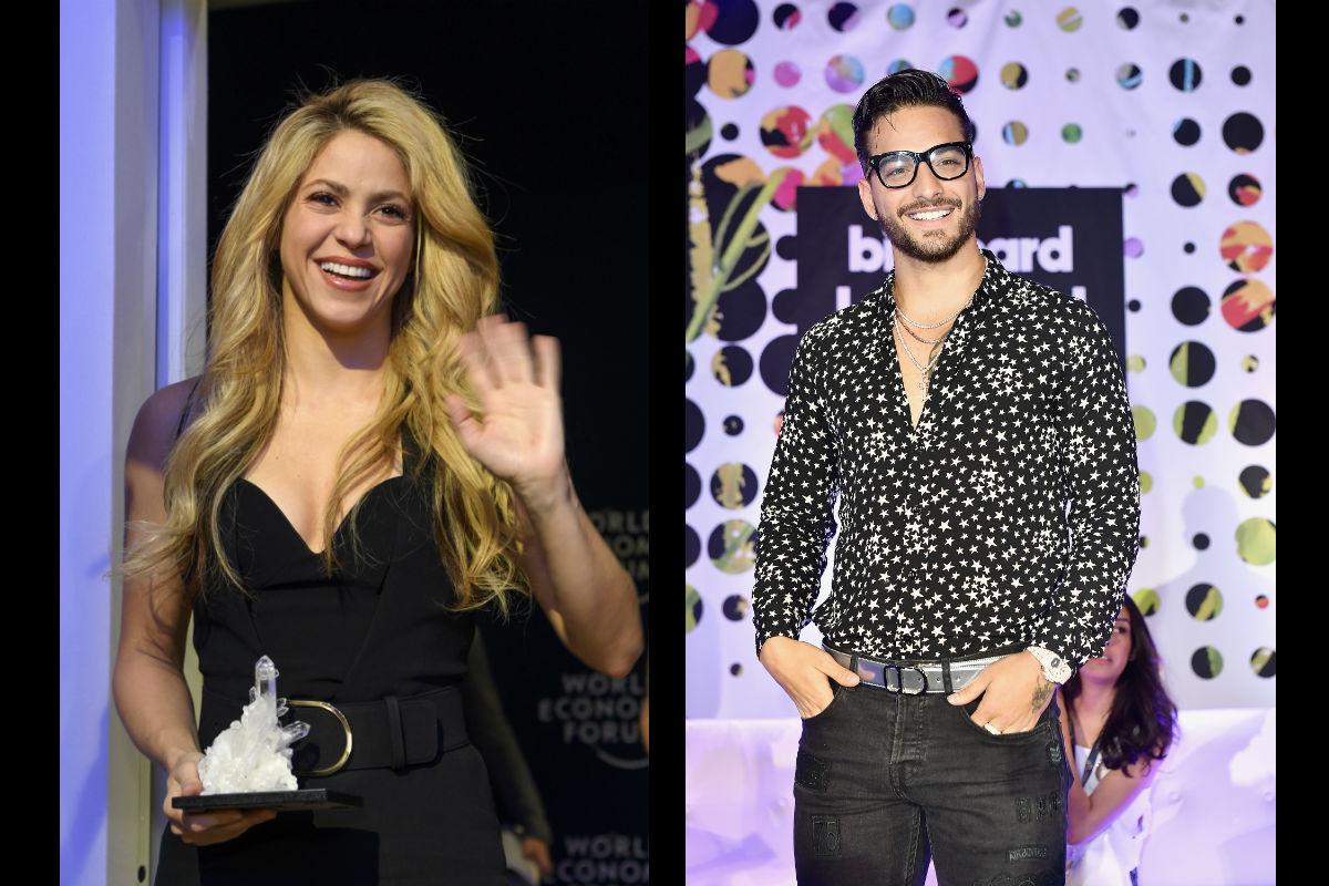 Maluma y Shakira lideran las nominaciones colombianas a los Grammy Latinos