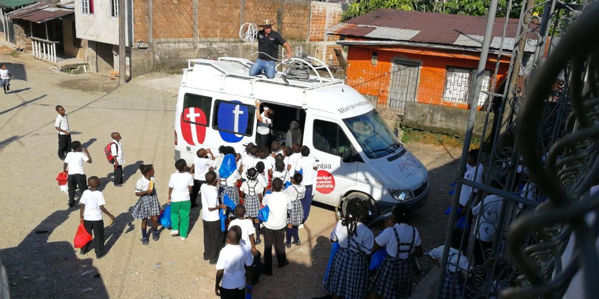 La Televisión Digital Terrestre ya está en Quibdó