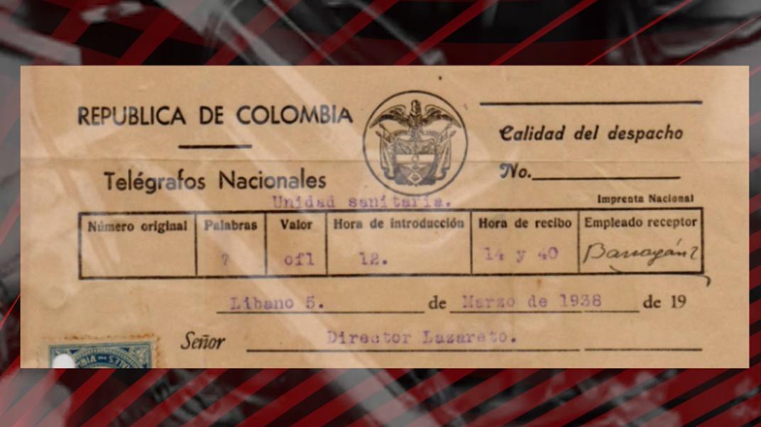 Usted sabe, ¿qué pasó con los telegramas?