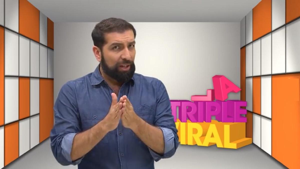 'La Triple Viral' te presenta este divertido cancionero del Papa