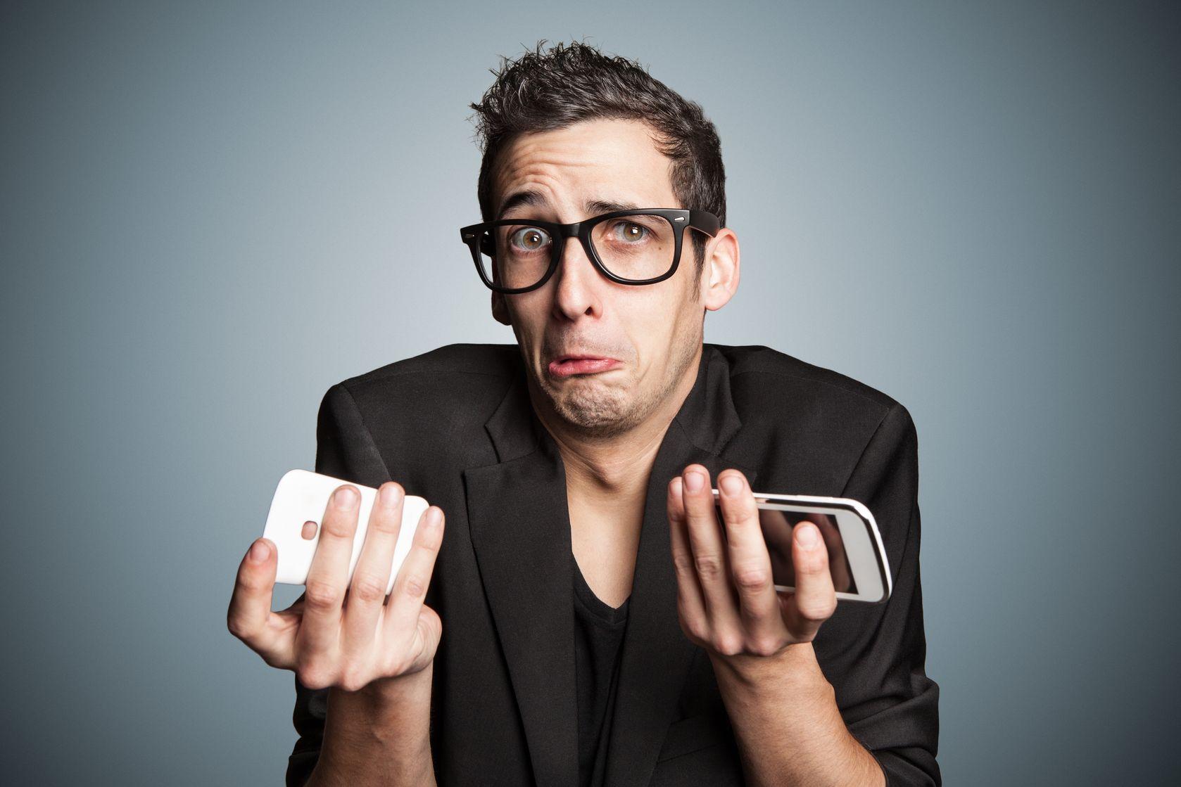 ¿Sufres con tu celular? Sigue estos consejos y alarga su vida útil