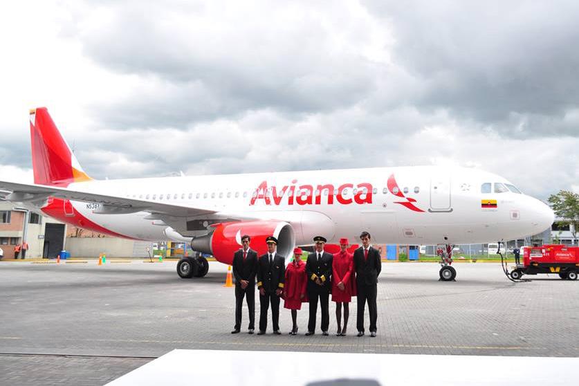Avianca toma nuevas medidas contra el paro de pilotos