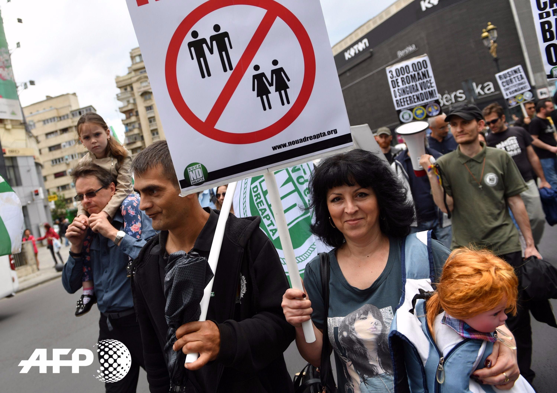 Igualdad de género/ Foto: Daniel Mihailescu - AFP