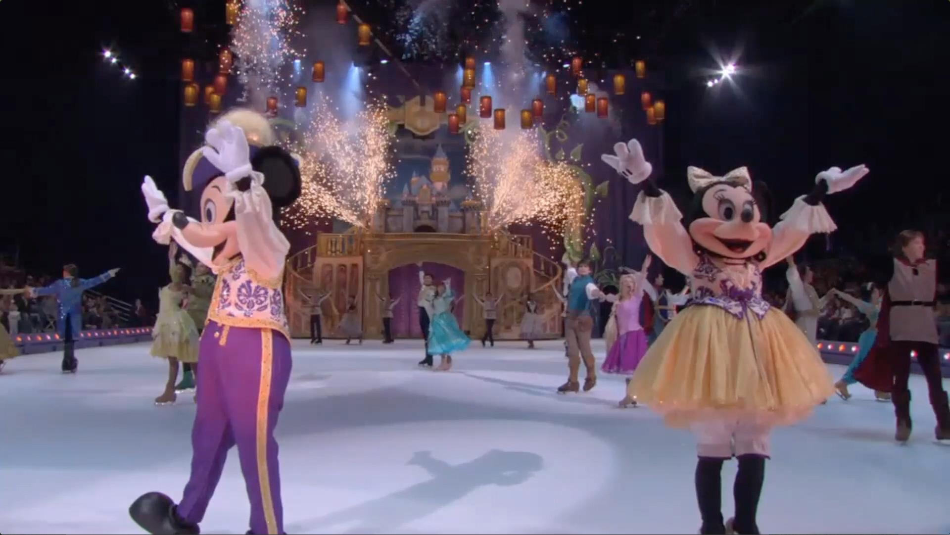 Toma 1: Mario Castro, el patinador más antiguo de Disney