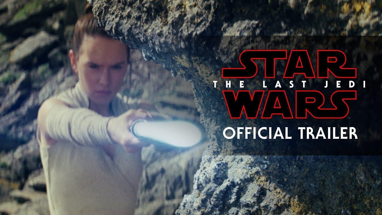 Se conoce tráiler de la octava parte de 'Star Wars'
