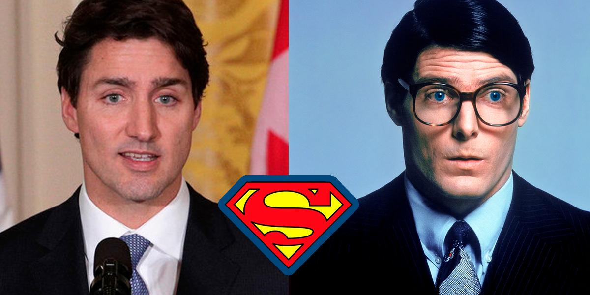 Primer ministro de Canadá conquista las redes al aparecer disfrazado de Superman