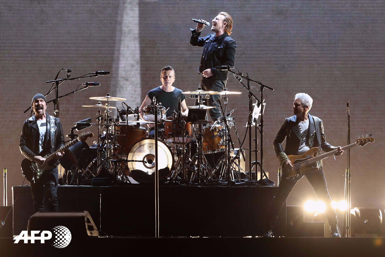 U2 portada