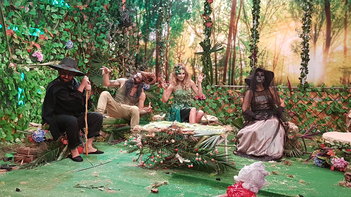 ¿Quiénes son los personajes míticos colombianos de «Acá entre nos»?
