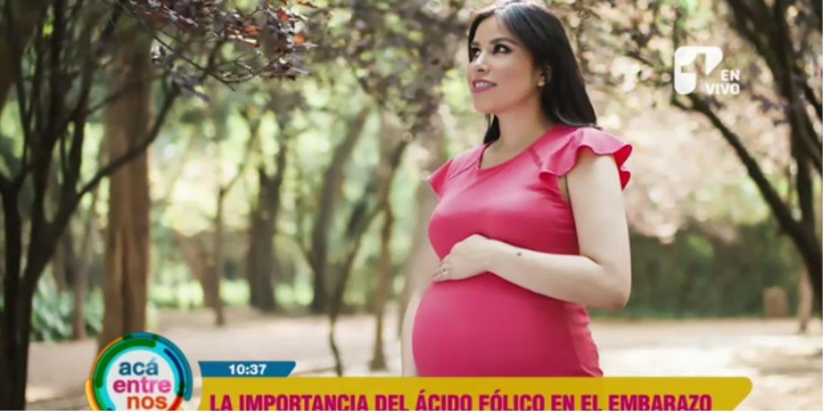 La importancia de esta sustancia en el embarazo - foto: captura de pantalla.