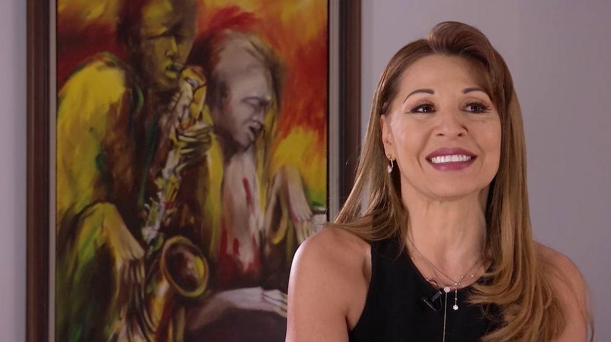 «Con los ladrillos que me lanzan yo he hecho un castillo», Amparo Grisales